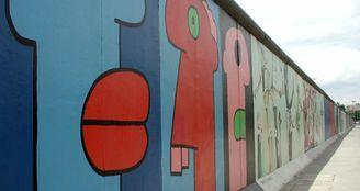 Berlin die Mauer
