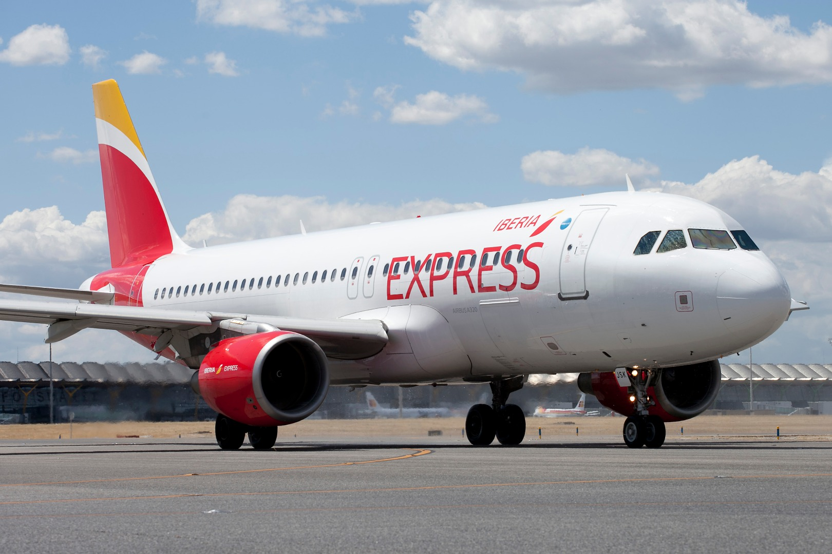 flota Iberia Express