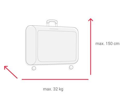equipaje facturado