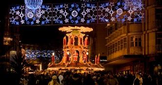Mercadillos de Navidad en Birmingham
