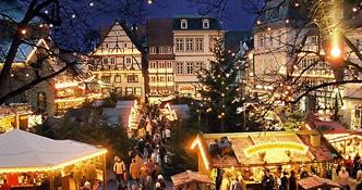 Mercadillos de Navidad en Amsterdam