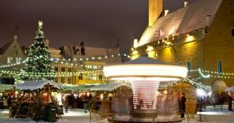 Mercadillos de Navidad en Tivoli