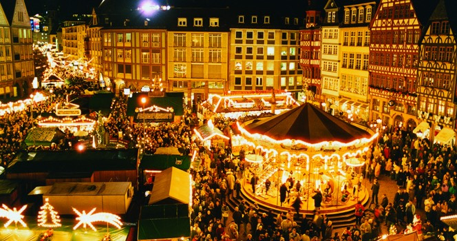 Mercadillos de Navidad en Stuttgart