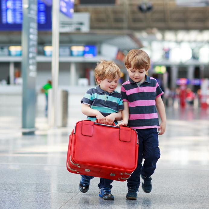 infants traveling