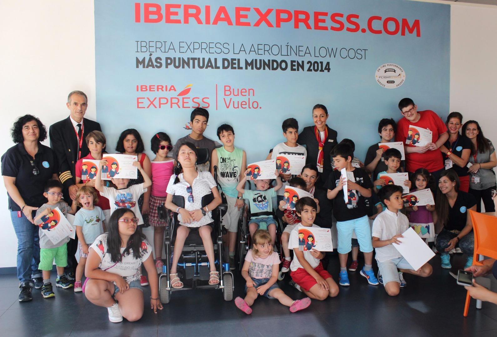 responsabilidad social de Iberia Express