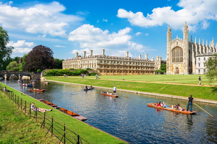 Cambridge Inghilterra