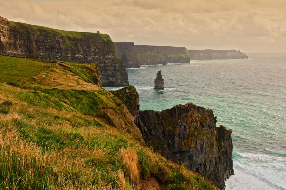 naturaleza Irlanda
