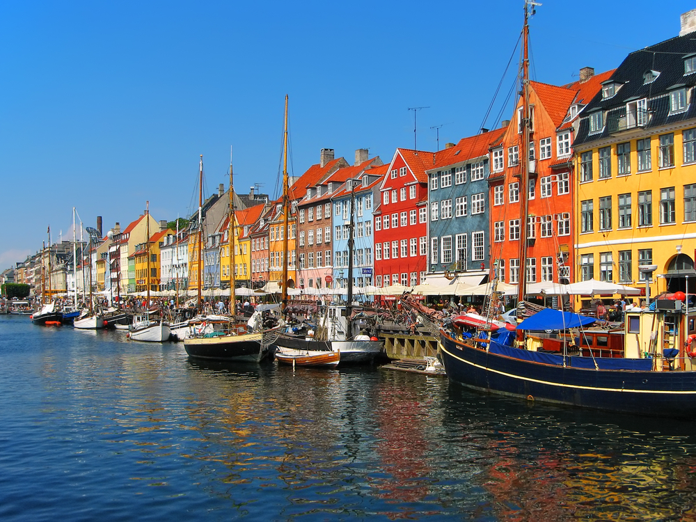 guías de viaje Copenhague