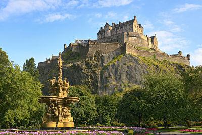 guías de viaje Edimburgo