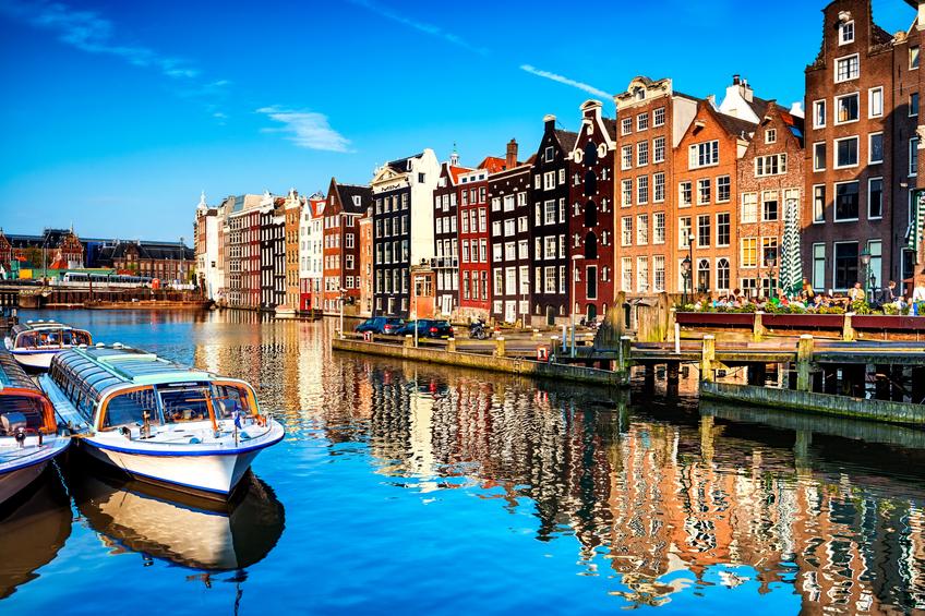 guías de viaje Amsterdam