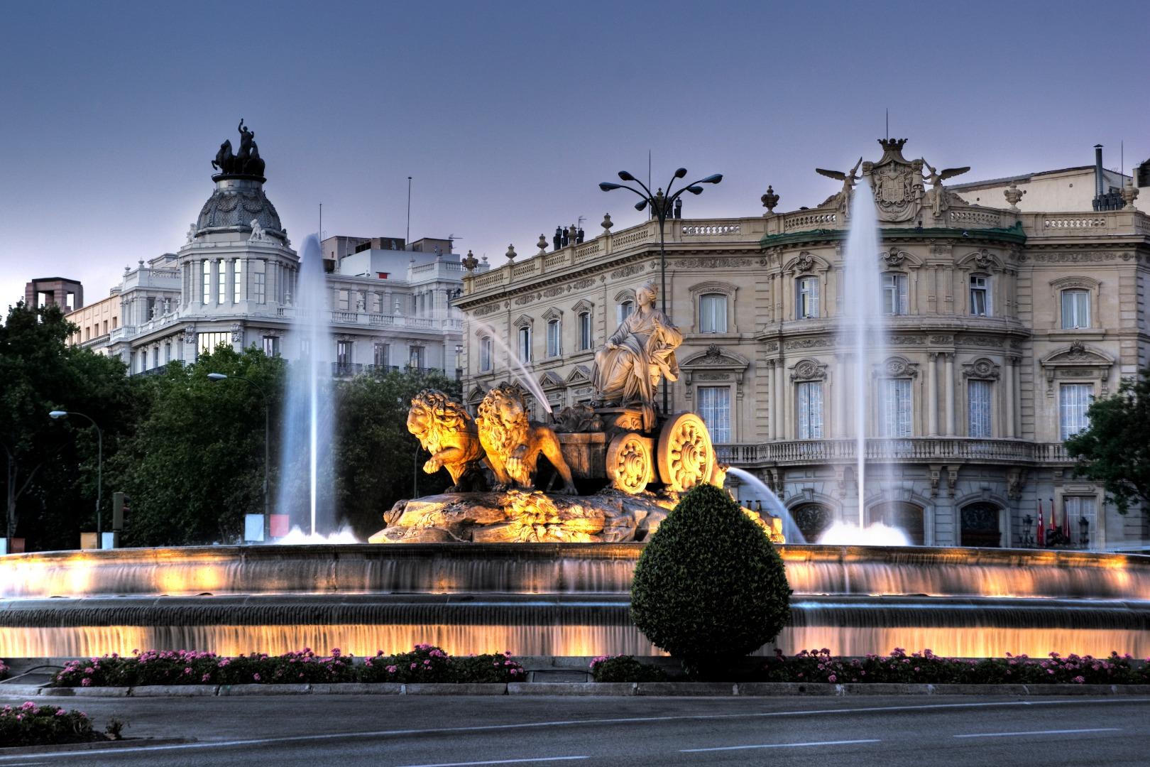 guías de viaje Madrid