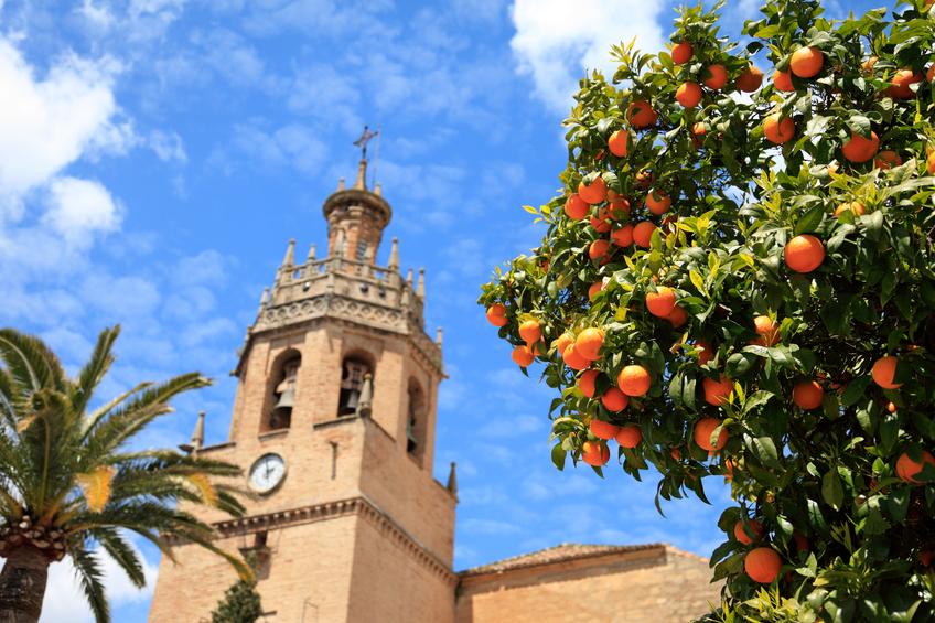 guías de viaje Andalucia