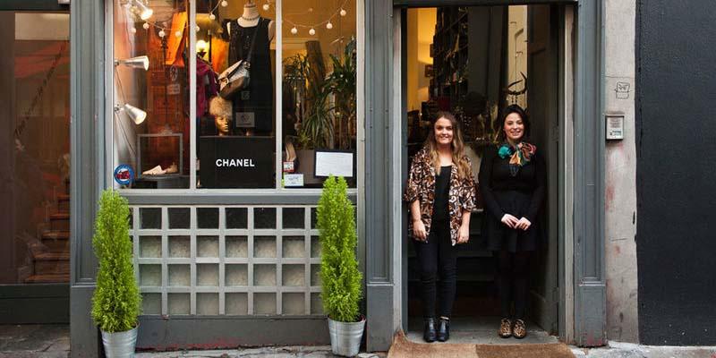 Moda, diseño y artesanía en Dublín