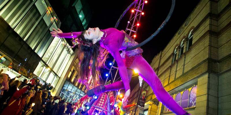 Festivales y eventos en Dublin