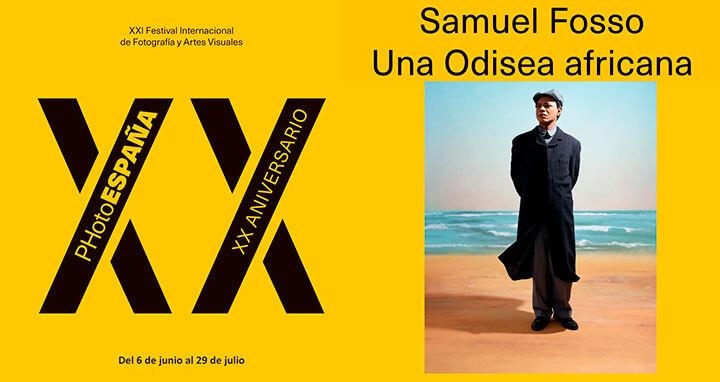 Exposición Samuel Fosso